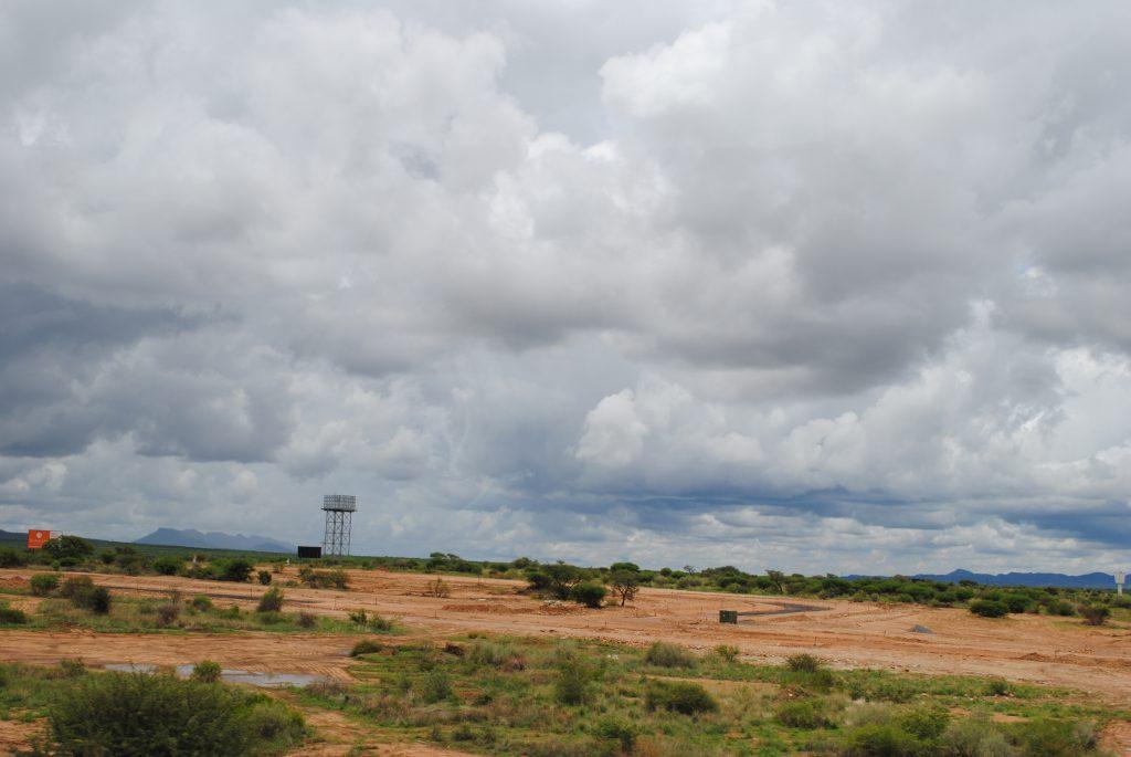Kleine Regenzeit in Namibia