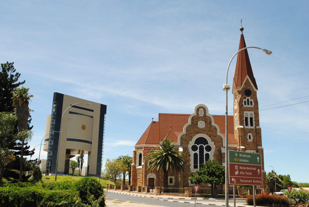 Zwischen hübsch und hässlich, Windhoek
