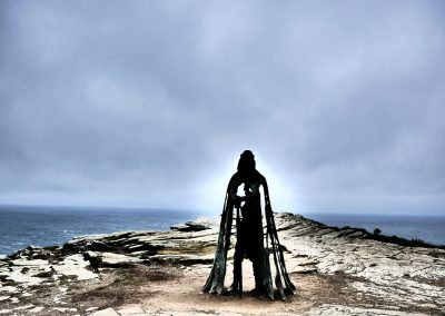Artus bewacht Tintagel