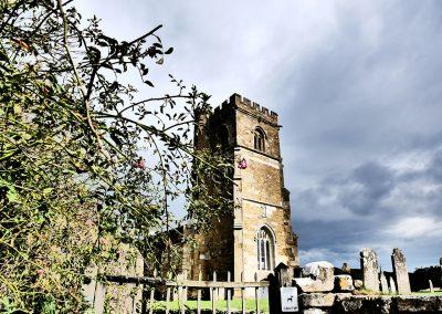 Abottsbury Kirche