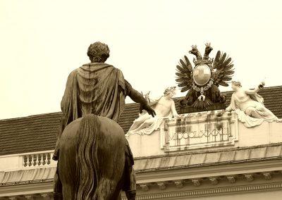 Wien, Reiter und First
