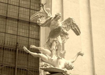 Wien, Figuren