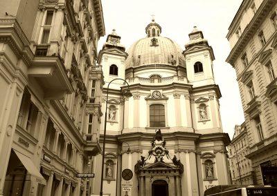 Wien, Peterskirche